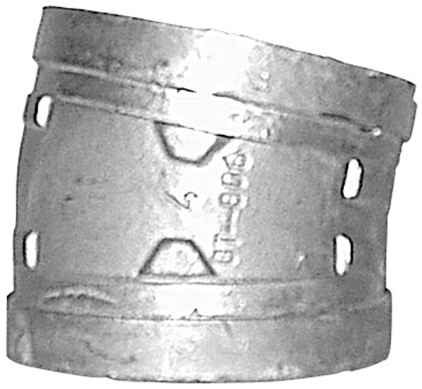 Grooved End 11.25° Elbow