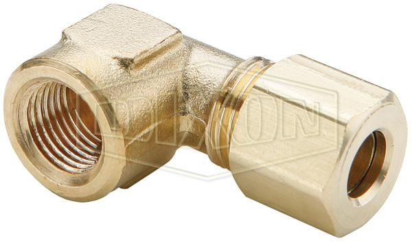Compression 90° Female Elbow