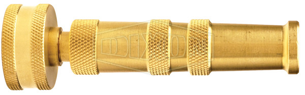 Brass Twist Nozzle