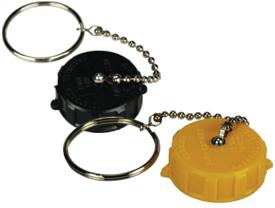 LP Gas Plastic Acme Cap