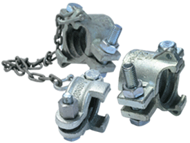 Minsup Safety Claw Clamp