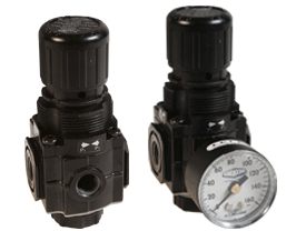 R72 Series 1 FRL's Manifold Regulator