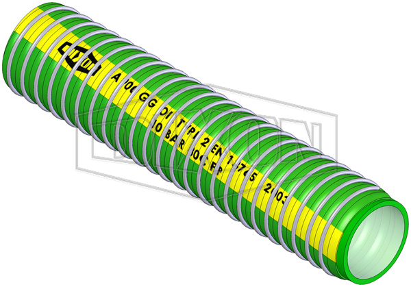 Code 1000 - Composite Petrol & Oil Medium Duty Suction & Delivery Hose