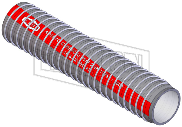 Code 951 - Composite Chemical Medium Duty Suction & Delivery Hose
