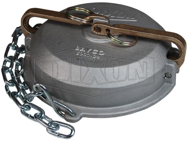 API Dust Cap with Locking Arms