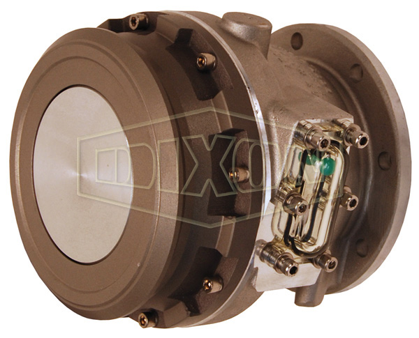 API Load Only Valve with Sight Glass