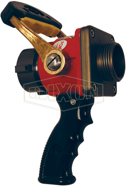 Aluminum Ball Shut-Off Nozzle Bolted Style