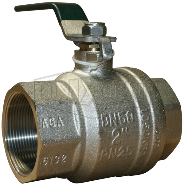 Ball Valve DZR Brass WaterMark / AGA Approved BSP