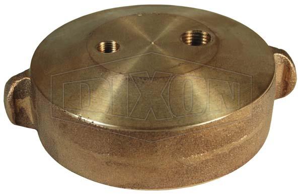 Brass Test Cap
