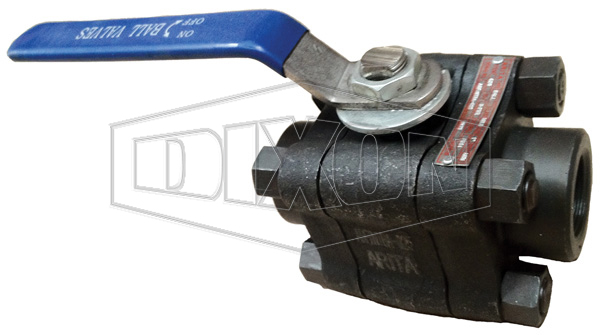 Class 800 Forged Steel Ball Valve