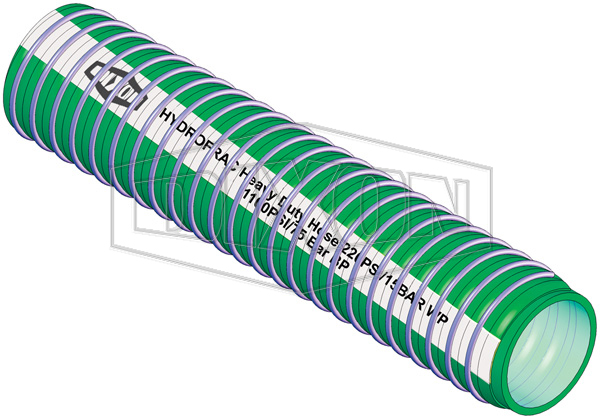 Code Frac - Composite HydroFrac Heavy Duty Suction & Delivery Hose