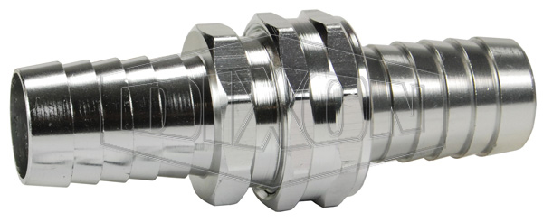 Short Shank Coupling with Octagon Nut