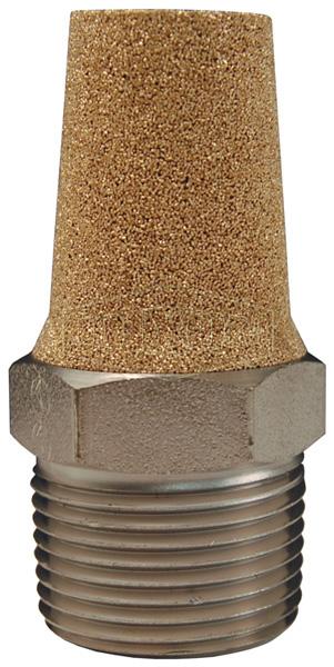 Conical Muffler