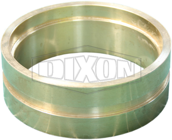 Roll Groove Brazing Adaptor for Copper Pipe
