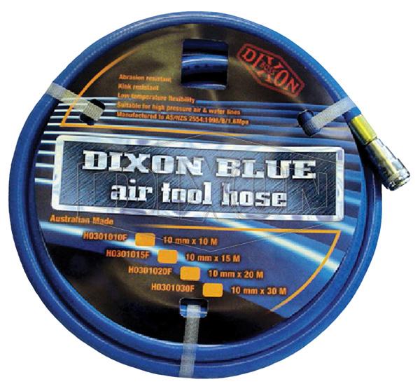 Dixon® Blue Air Tool Hose Assembly
