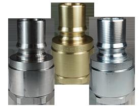 DQC H-Series ISO-B High Volume Female Plug