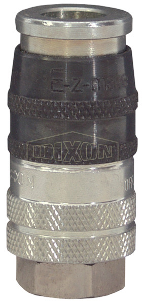Parker E-z-mate Industrial Coupler Female NPT