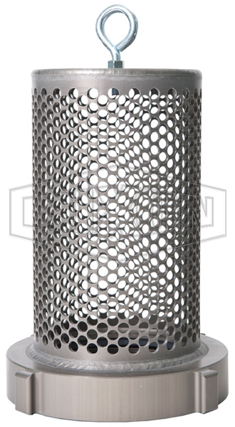 Aluminum Female Barrel Strainer