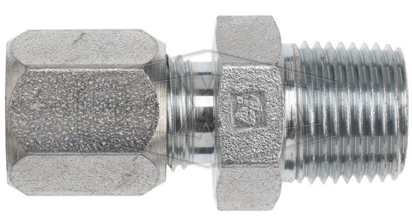 Flareless Bite Male Tube x Male NPTF