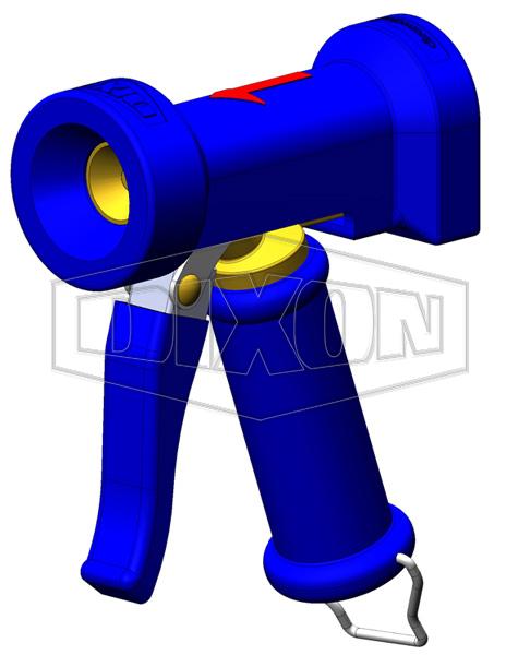 Flow Boss Heavy Duty Washdown Gun Parts