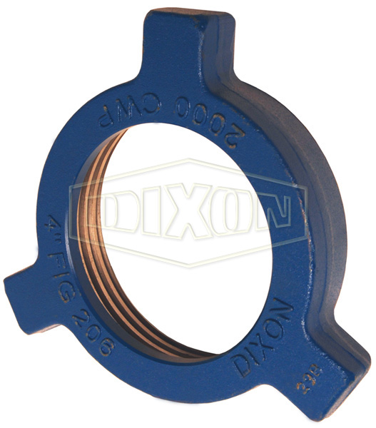 Dixon® One-Piece Hammer Union Nut