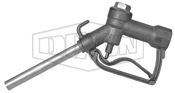 Water Washdown Nozzle (Slump Gun)