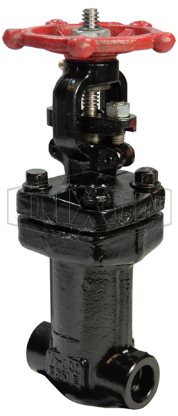 G8 Series Forged Bellows Seal Globe Valve