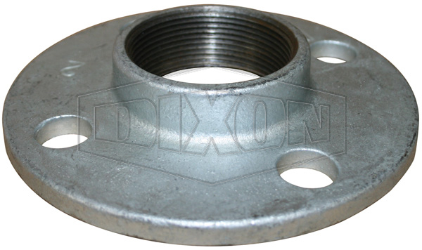 BSP Table D Round Screwed Flange