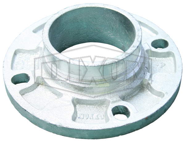 Grooved Flanged Adapter Table D & E