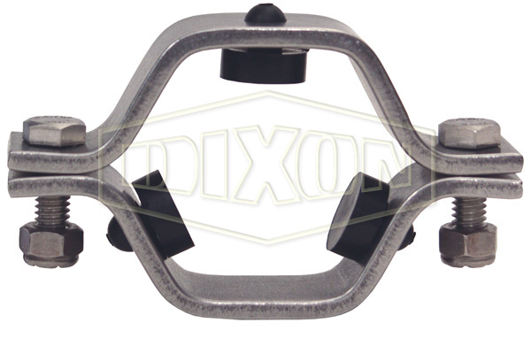 Pipe Size Hex Hanger with Rubber Grommets