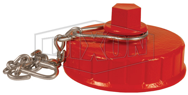 Iron Hydrant Cap