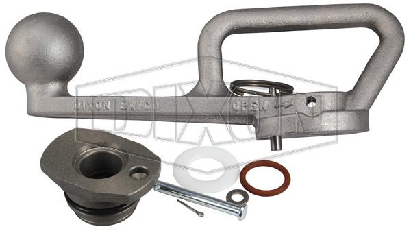 API Coupler Locking Handle Repair Kit
