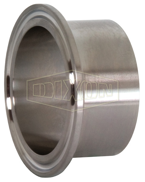 Pipe Size Schedule 5S Long Weld Ferrule