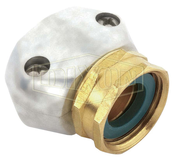 GHT Zinc Female Hose Fitting