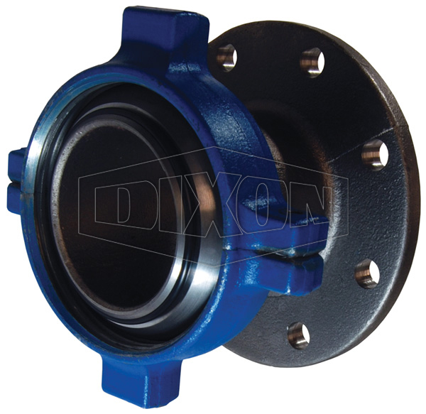 One-Piece Flange x Male Hammer Union Adapter