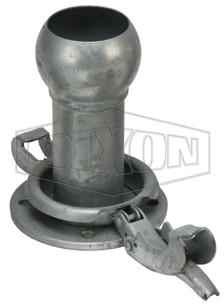 Type B Male x Table D Flange
