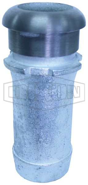 Minsup Ground Joint Hose Stem