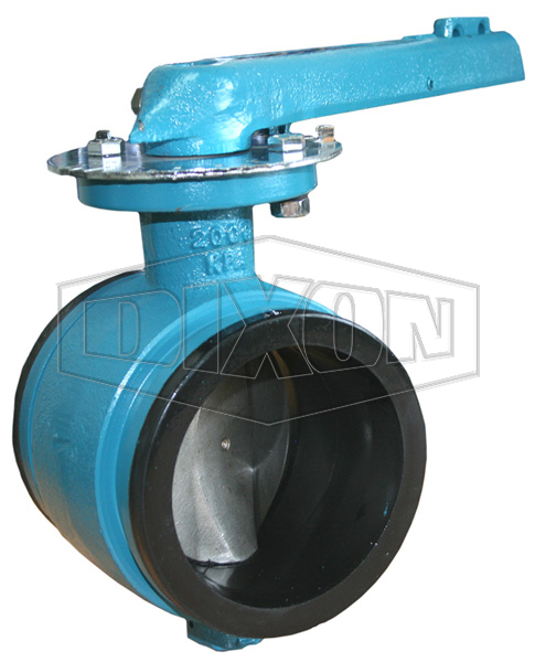 Minsup Shouldered Butterfly Valve