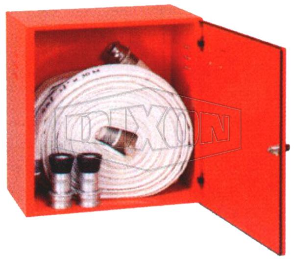 Model D Hose Reel Cabinet