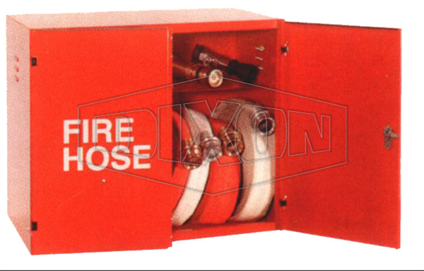 Model E Hose Reel Cabinet