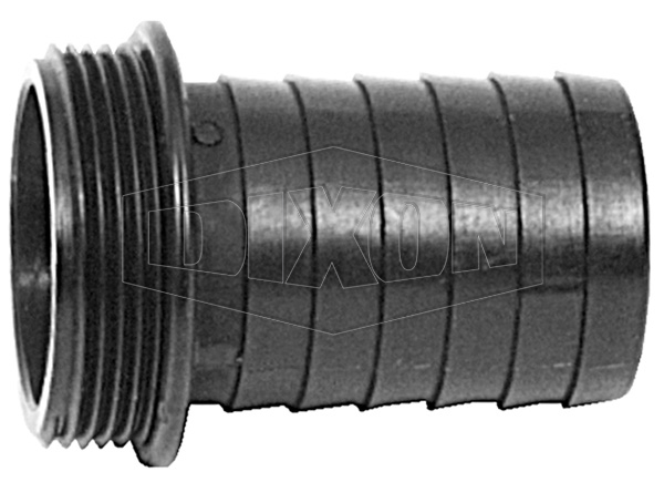 Nylon Nut & Tail Male Coupling BSP