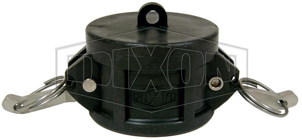Polypropylene Standard BSP Cam & Groove Type DC Dust Cap
