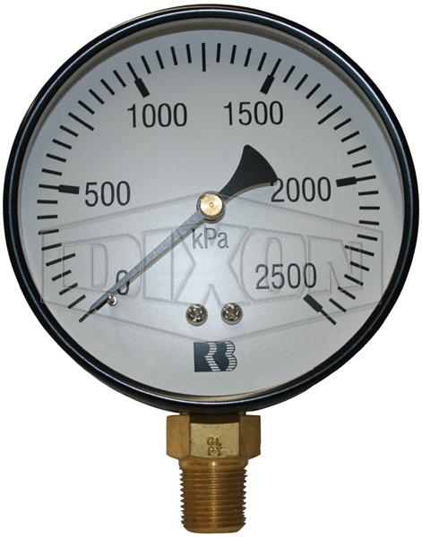Hydrant Gauge kPa