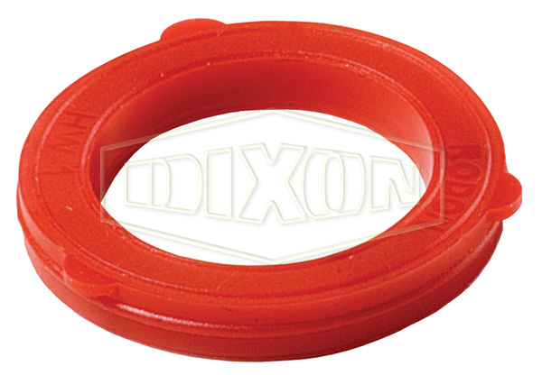 Red Vinyl GHT Washer