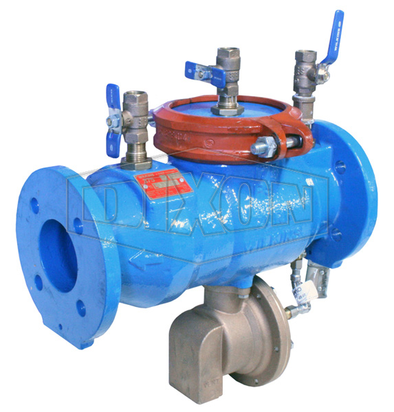 Reduced Pressure Zone Device