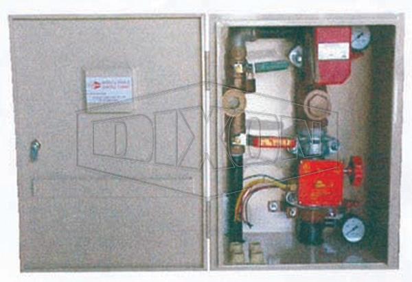 Residential Sprinkler Control Cabinets