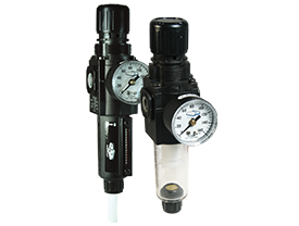 B72 Series 1 FRL's Sub-Compact Filter/Regulator