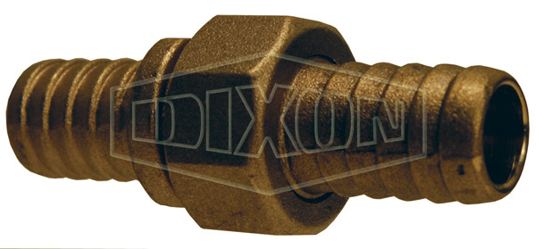Standard Shank Complete Cast Coupling with Hex Nut