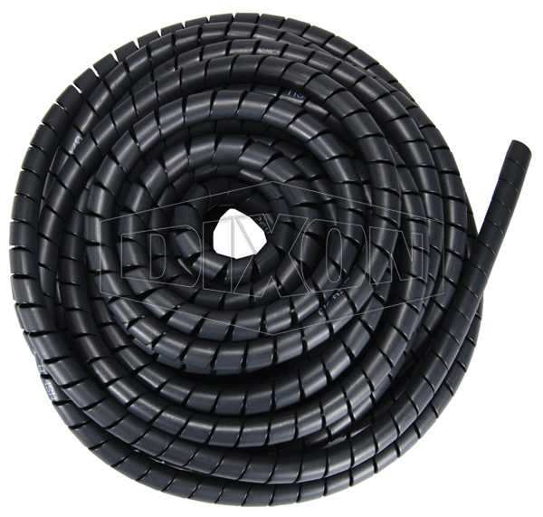 Spiral Hose and Cable Protection Flame Retardant