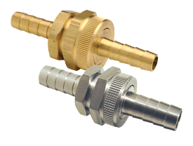 Standard Shank Complete Coupling with Hex Nut